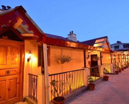 himalaya hotel nainital